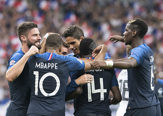 Matchs France EURO 2020 - Voyages Football - Couleur Voyages