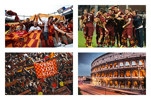 Voyages & séjours Football - Serie A AS Roma - Voyages l'Equipe