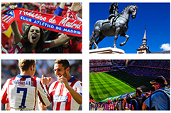 Voyages & séjours Football - Atletico Madrid - Voyages l'Equipe