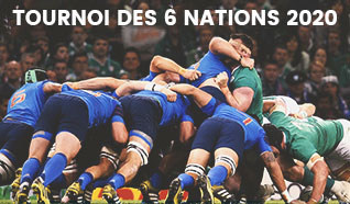 Tournoi six nations 2019 - 6 nations billets