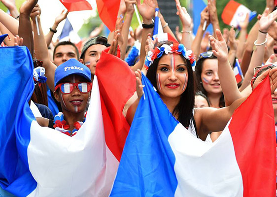Match France EURO 2020 - Voyages Football - Couleur Voyages