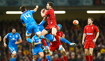 Match GALLES v ITALIE - Cardiff - Billetterie - Weekend Tournoi 6 nations 2022 - Couleur voyages Rugby