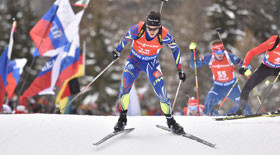 Coupe du Monde de Biathlon : week-end Supporters