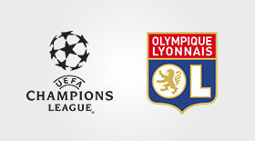 OL - Pack 3 Matchs Champions League